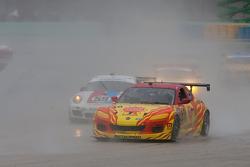 Dempsey Racing Mazda RX-8 N°40 : Patrick Dempsey, Joe Foster