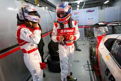 Drivers change practice for Masataka Yanagida and Ronnie Quintarelli