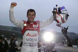 Race winner Romain Dumas