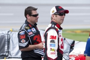 Keeping an eye out on qualifying speeds of the competition at Talladega Superspeedway,2012