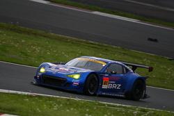 #61 R&D Sport Subaru BRZ GT300: Tetsuya Yamano, Kouta Sasaki