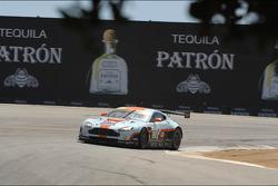 #007 Aston Martin Racing Aston Martin Vantage: Adrian Fernandez, Darren Turner
