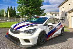 Thomas Jäger, Opel Astra TCR