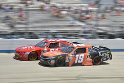 Harrison Rhodes, JD Motorsports, Chevrolet; Matt Tifft, Joe Gibbs Racing, Toyota