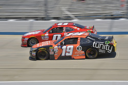 Garrett Smithley, JD Motorsports, Chevrolet; Matt Tifft, Joe Gibbs Racing, Toyota