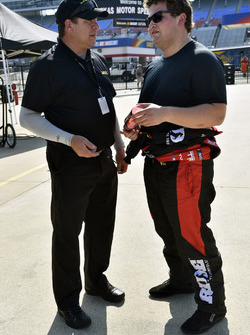 Cody Coughlin, ThorSport Racing Toyota and Terry Cook