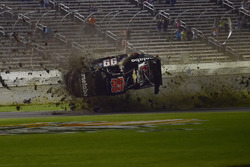 Timothy Peters, Chevrolet Silverado wreck