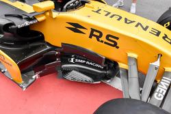 Renault Sport F1 Team RS17: Windabweiser
