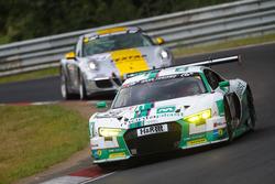 Jeffrey Schmidt, Michael Ammermüller, Audi R8 LMS, Land Motorsport