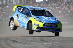 Олівер Ерікссон, Olsbergs MSE Ford Fiesta