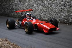 Дерек Белл, Ferrari Dino F2