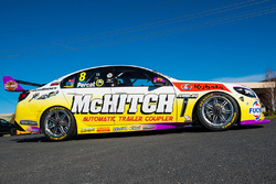 BJR McHitch livery unveil