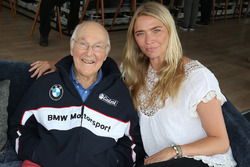 Murray Walker, Jodie Kidd