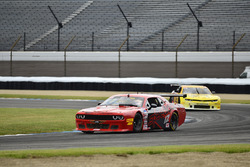 #12 TA2 Dodge Challenger, Peter Klutt, Stevens Miller Racing, #02 TA2 Chevrolet Camaro, John Atwell, Atwell Racing