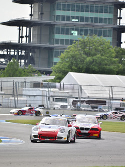 #5 TA3 Porsche 997, Milton Grant