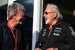 Eddie Jordan, Dr. Vijay Mallya, Sahara Force India Formula One Team Owner
