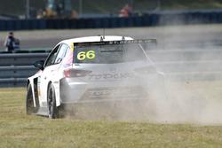 Ronny Jost, TOPCAR Sport, Seat Leon TCR