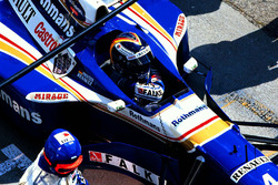 Хайнц-Харальд Френтцен, Williams FW19 Renault