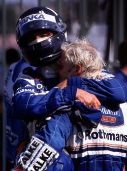 Damon Hill, Arrows, Jacques Villeneuve, Williams Renault