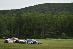 #911 Porsche Team North America Porsche 911 RSR: Patrick Pilet, Dirk Werner, #86 Michael Shank Racing Acura NSX: Oswaldo Negri Jr., Jeff Segal