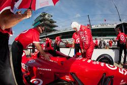 Dario Franchitti, Target Chip Ganassi Racing Honda