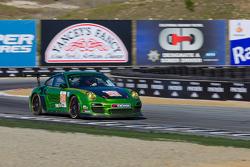 #34 Green Hornet Racing Porsche 911 GT3 Cup: Peter LeSaffre, Damien Faulkner, Sebastiaan Bleekemolen