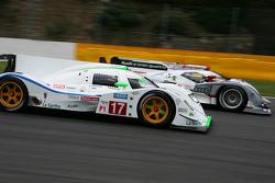 #17 Pescarolo Team Dome S102.5 Judd: Sébastien Bourdais, Nicolas Minassian