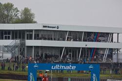 BMW Motorsport Motorhome