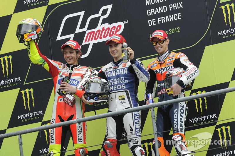 Le Mans 2012: Platz 2 im Regen