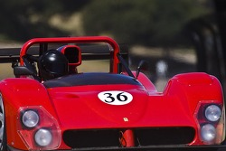 Ferrari 333SP demonstration