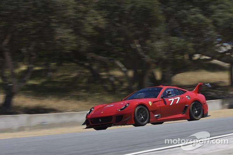 Ferrari 599 demonstratie