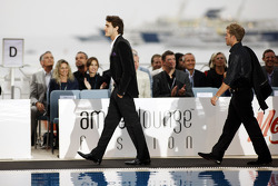 Jules Bianchi, Sahara Force India F1 Team Third Driver at the Amber Lounge Fashion Show