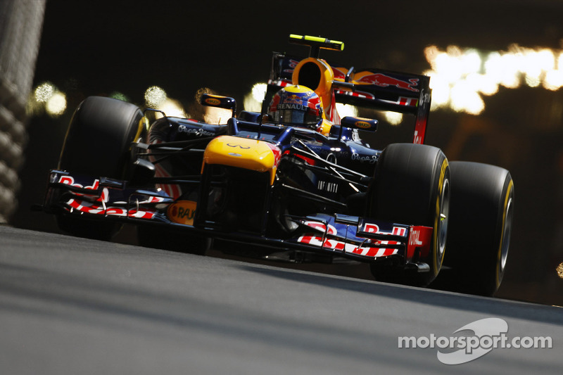 2012: Марк Уэббер, Red Bull-Renault RB8