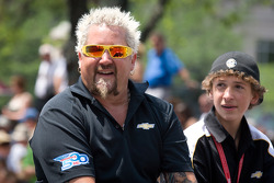 Indy 500 festival parade: Guy Fieri