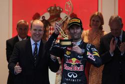 HSH Prince Albert of Monaco, Red Bull Racing