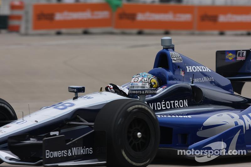 Alex Tagliani, Bryan Herta Autosport w/Curb Agajanian Honda