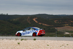 Alain Menu, plays Michel Vaillant with Chevrolet Vaillant