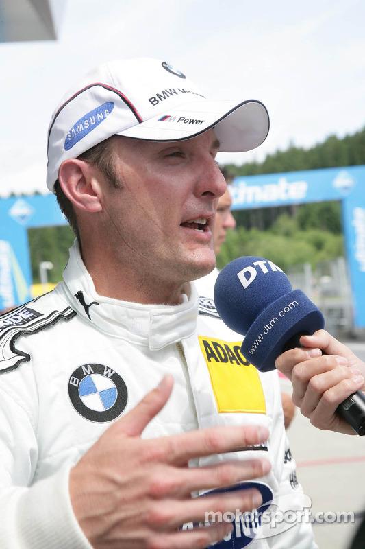 Joey Hand, BMW Team RMG, BMW M3 DTM