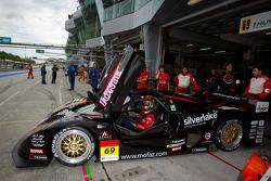 #69 ThunderAsia Racing Mosler MT900M: Fairuz Fauzy, Hiroki Yoshida