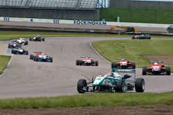 Jazeman Jaafar leads from the front