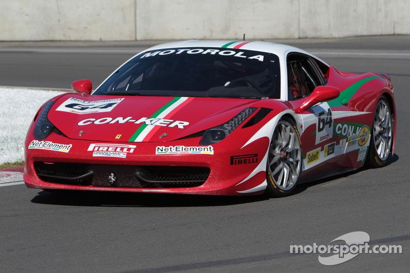 Frank Fusillo Ferrari of Ft Lauderdale 458CS