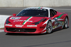 Frank Fusillo Ferrari of Ft Lauderdale 458CS