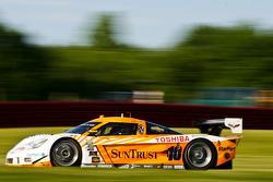 #10 SunTrust Racing Corvette DP: Max Angelelli, Ricky Taylor