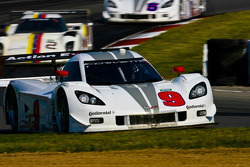 #9 Action Express Racing Corvette DP: Darren Law, Joao Barbosa, JC France