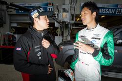 Aston Martin Le Mans Festival: Haruki Kurosawa and Tomonobu Fujii