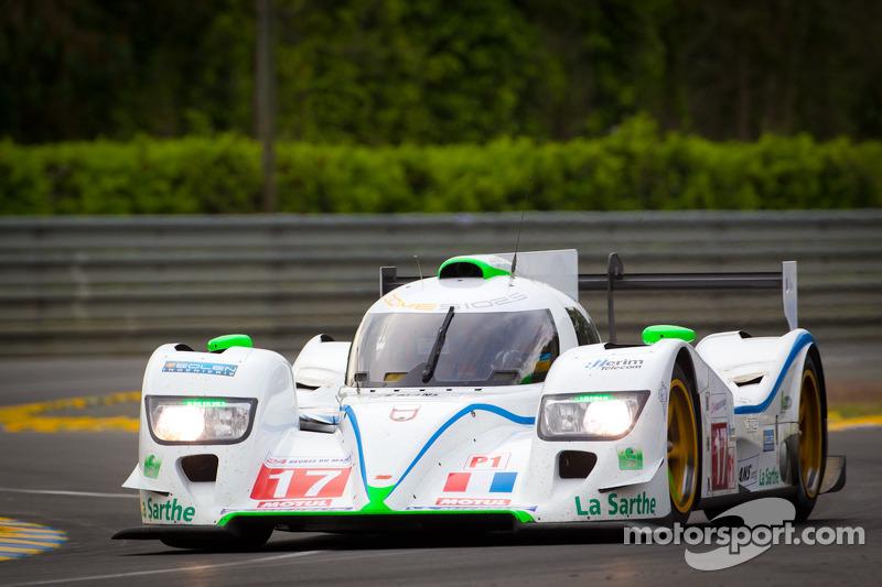 Pescarolo Team Dome S102 Judd, Le Mans 2012
