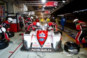 Nissan presence on Le Mans 24 Hours
