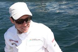 Will Hings, Sahara Force India F1 Press Officer