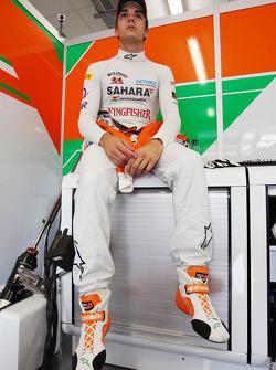 Jules Bianchi, Sahara Force India F1 Team Third Driver