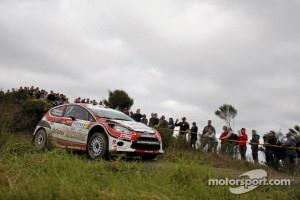 Andrzej Oleksowicz and Andrzej Obrebowski, Ford Fiesta RS WRC